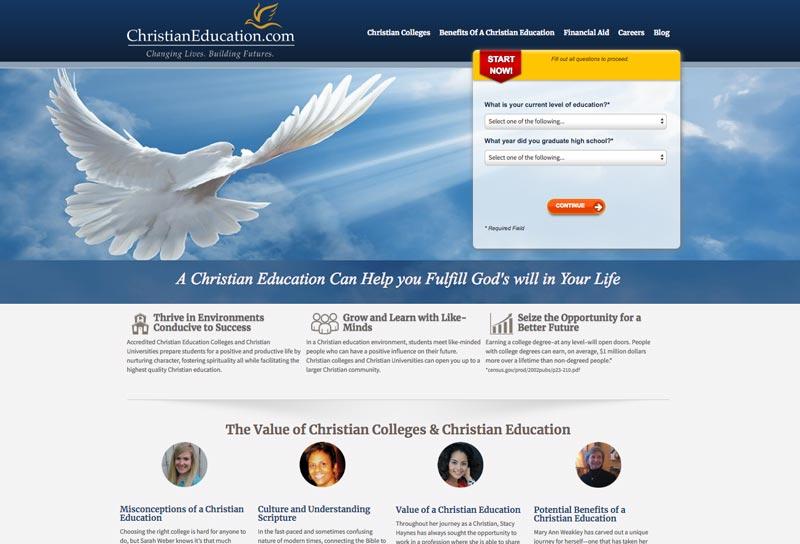 chrisitianeducation.com